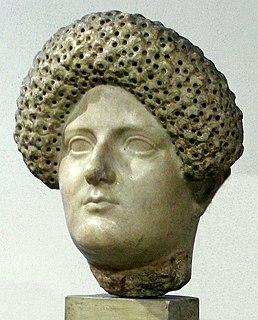 Domitia Longina Empress of Rome