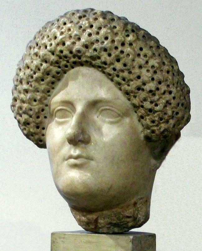 Rome Domitia Longina