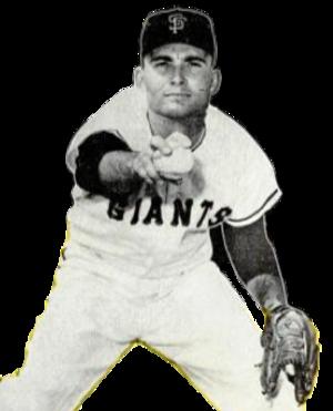 Ron Herbel - Herbel in 1963.