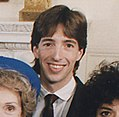 Ron Reagan in 1985 Inaugural Family Photo NARA - 198560.jpg