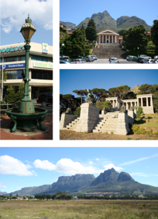 Rondebosch Place in Western Cape, South Africa