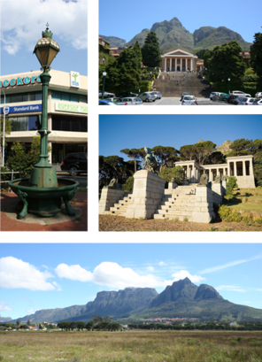 How to get to Rondebosch with public transport- About the place