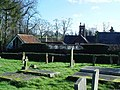 Rooftops over the graveyard - geograph.org.uk - 699186.jpg