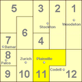 Rooks County - Kansas - Township 11.png