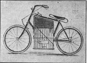 Roper steam velocipede 1886 The Standard Reference Work.png