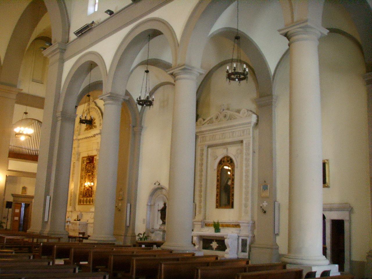 File rosignano chiesa dei santi giovanni battista e for B b interno 8