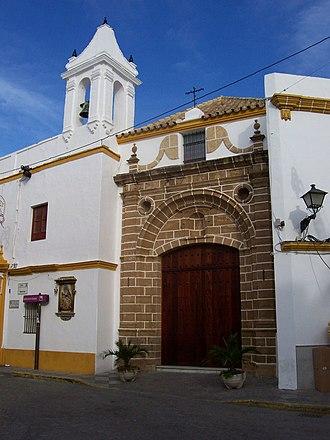 Rota, Andalusia - Image: Rota Capilla de la Caridad