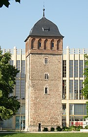 Cinestar Chemnitz Roter Turm