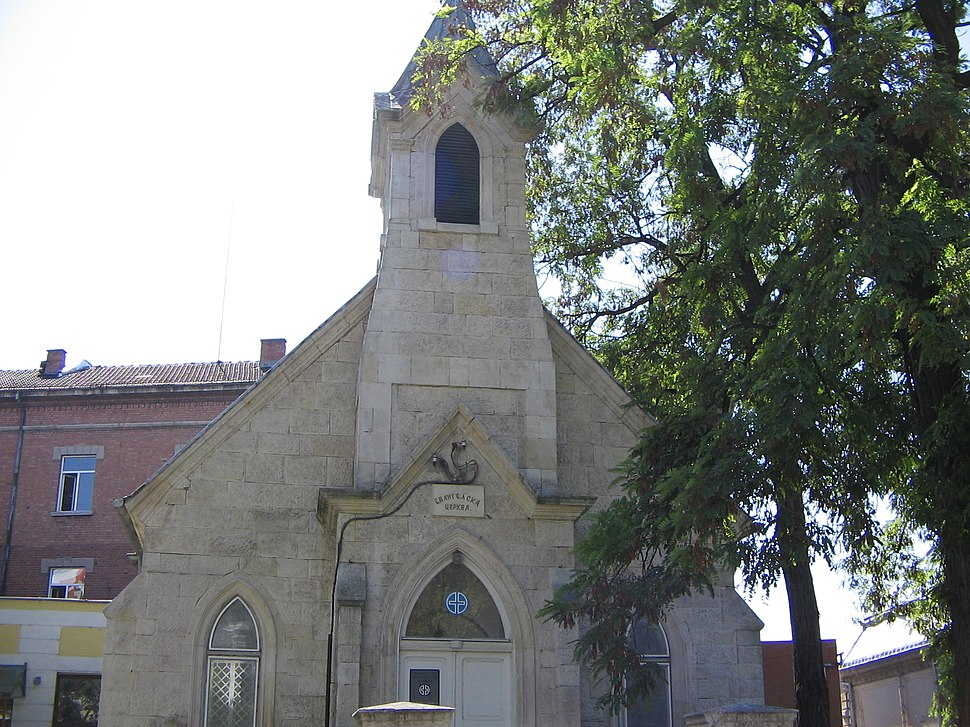 Rousse-evangelical-church