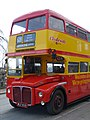 Routemaster RM835 (WLT 835), 2013 Kirkby Stephen commercial vehicle rally (1).jpg