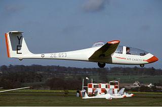 RAF Topcliffe Royal Air Force base in Yorkshire, England