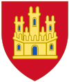 Royal Arms of Castille (1214-15th Century).svg