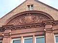 Royal Leamington Spa Library and Art Gallery - Avenue Road, Leamington Spa - coat of arms (26721322894).jpg