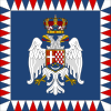 Royal Standard of the Prince Regent of Yugoslavia (1937–1941).svg