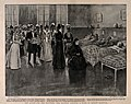 Royal Victoria Military Hospital, Netley, Hampshire; Queen V Wellcome V0013986.jpg