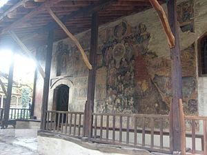 Rozhen Monastery - Image: Rozhen Monastery Todor Bozhinov (18)