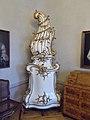 Rudnyánszky mansion. R 15. Rococo faience stove, 18th c. - Budapest.JPG