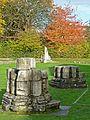 Ruins of St Mary's Abbey, York (6299767859).jpg