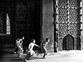 Running through the Gate of Golkonda Fort, Hyderabad - Flickr - Sukanto Debnath.jpg