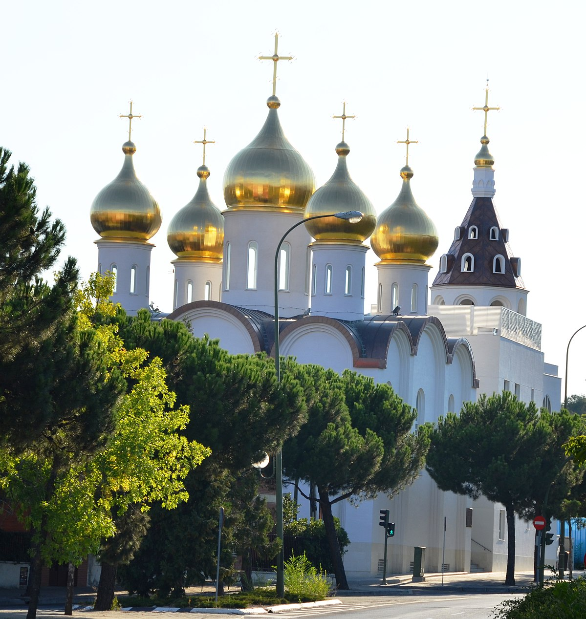 Eastern Orthodoxy In Spain Wikipedia