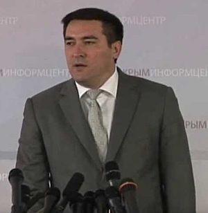Rustam Temirgaliev - Image: Rustam Temirgaliev