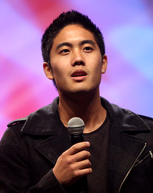 Ryan Higa - Higa at VidCon in June 2012