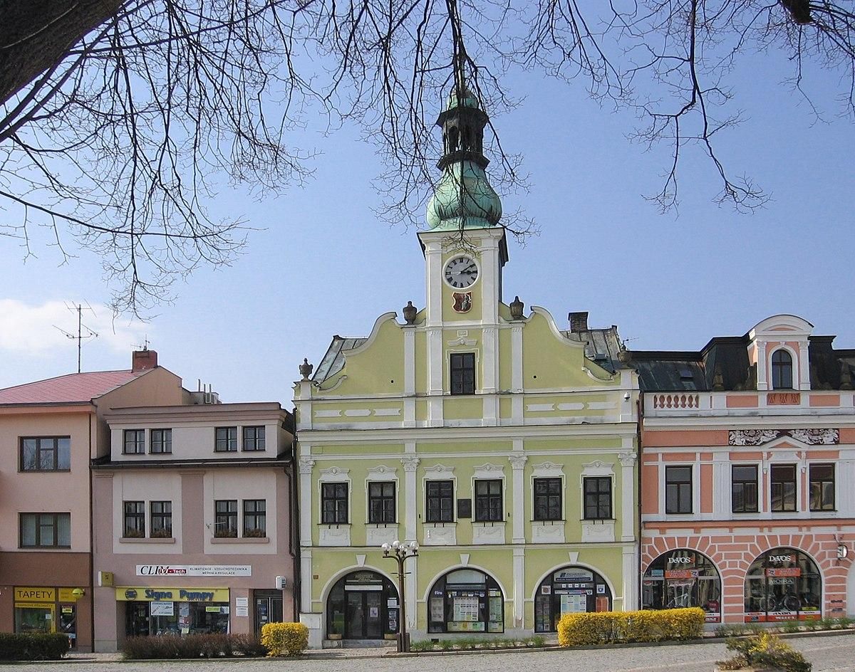 Px Rychnov Town Hall