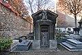 Sépulture Goupil, cimetière d'Auteuil, Paris 16e.jpg