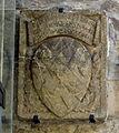 S. croce, porticato delle pinzochere, stemma 19 busini.JPG