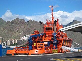 "Maritime Safety and Rescue Society - Image: SASEMAR 1 ""Luz de Mar"""