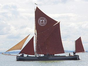 SB Lady of the Lea - Image: SB Lady of the Lea 4685