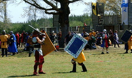 SCA armoured combat - Wikiwand