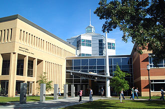 St. Cloud State University - The Miller Center delivers library and information technology services.