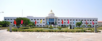 Shree Motilal Kanhaiyalal Fomra Institute of Technology - SMK Fomra Front View