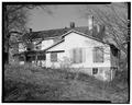 SOUTH (REAR) ELEVATION - Moses McKay House, New Burlington Road, Corwin, Warren County, OH HABS OHIO,83-COR.V,1-4.tif