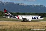 """SP-LIB Embraer ERJ 175STD 170-200 E170 """"Ironman"""" - LOT (20998842250).jpg"""