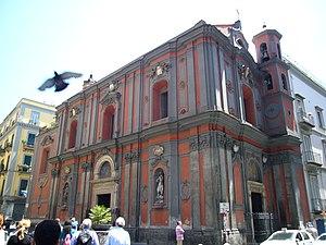 Sant'Angelo a Nilo - Image: S Angelo a Nilo 1030730