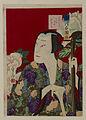 Sadanobu I - The Actor Ichikawa Udanji I Playing a Shamisen - Walters 9572.jpg