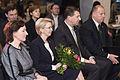 Saeimas priekšsēdētāja sveic Latvijas Skautu un gaidu centrālo organizāciju 25 gadu jubilejā (23287094471).jpg
