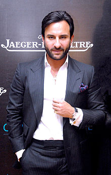 Saif Ali Khan snapped at Imperial Hotel, New Delhi 05.jpg