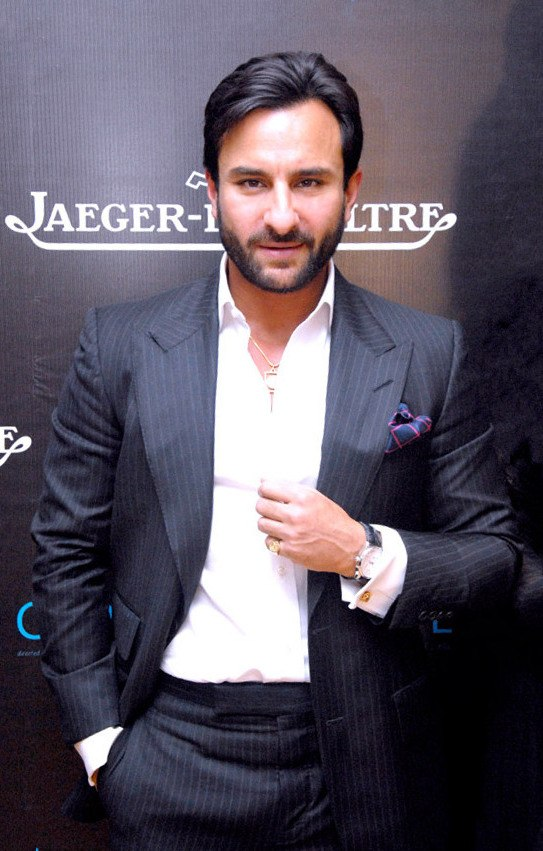 Saif Ali Khan snapped at Imperial Hotel, New Delhi 05