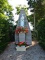 Saint-Omer-Capelle (Pas-de-Calais) statue de la Vierge.JPG