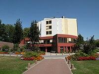 Saint-Ouen-l'Aumône mairie.JPG
