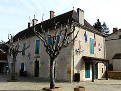 Saint-Sauveur (Dordogne) mairie.JPG
