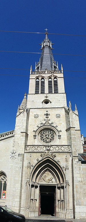 Église Saint-Paul.