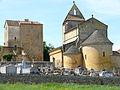 Sainte-Croix (Dordogne) - Église Sainte-Croix -7.JPG