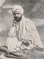 Pandit pictured in 1911