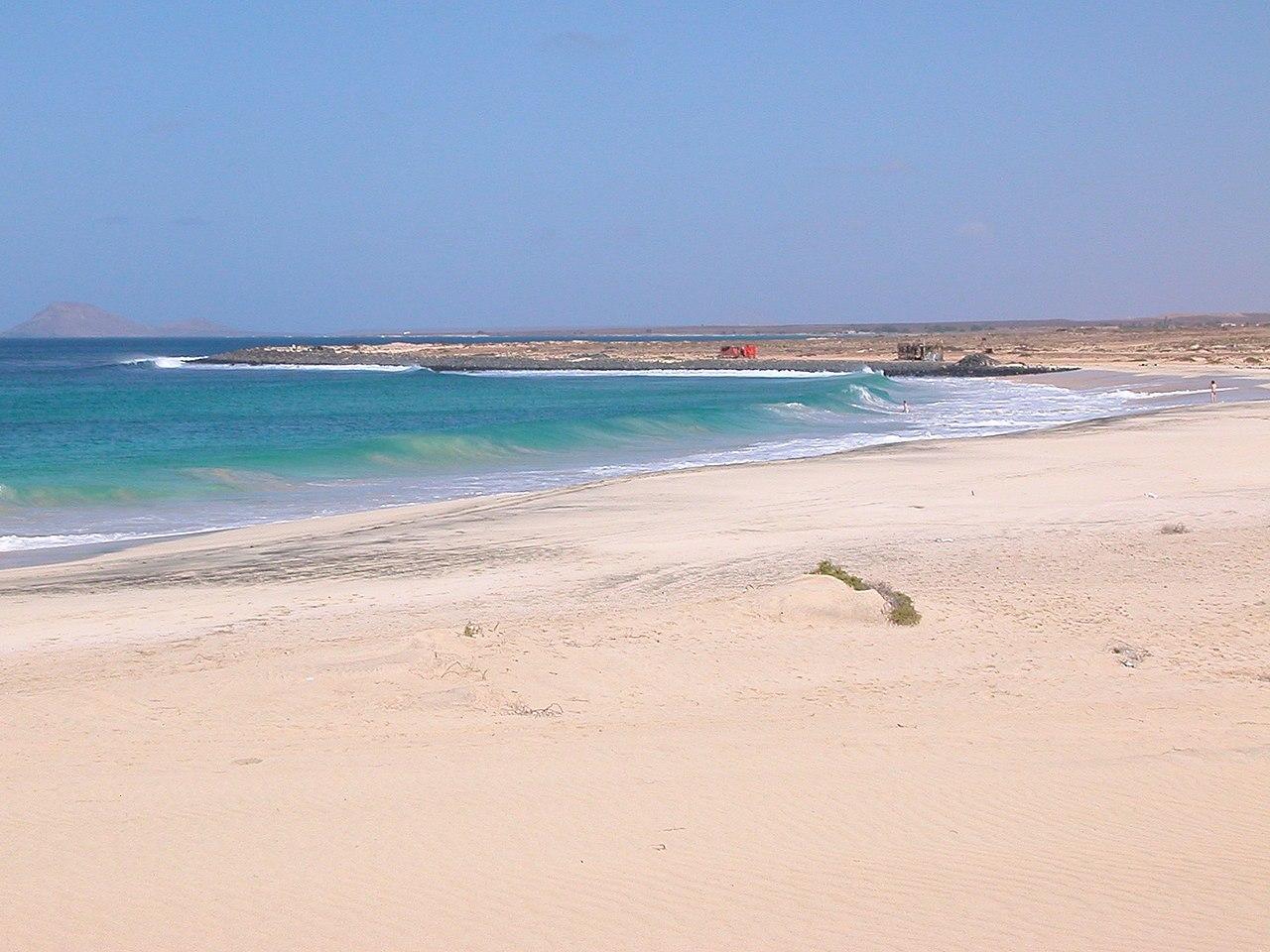 Things to do in Cape Verde Ponta Preta Beach