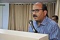 Samarendra Kumar Speaks - Ganga Singh Rautela Retirement Function - NCSM - Kolkata 2016-02-29 1412.JPG