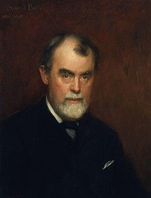 Samuel Butler (novelist)